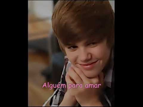 Justin Bieber-  Somebody to love (legendado)