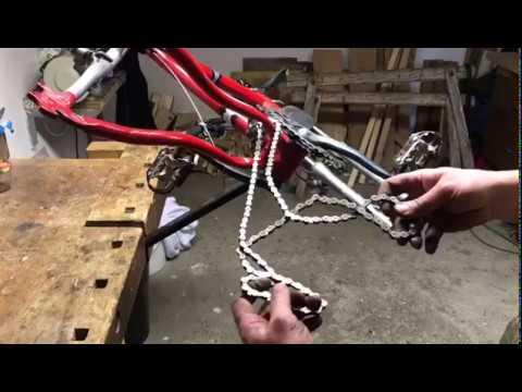 How To Untangle Bike Chains Chainsaw Chains Wie Man Knoten Aus