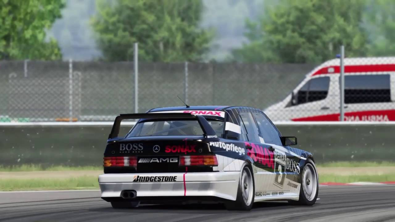 Assetto corsa/Mercedes-Benz 190E EVO