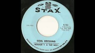 Soul Dressing - Booker T And The MG'S