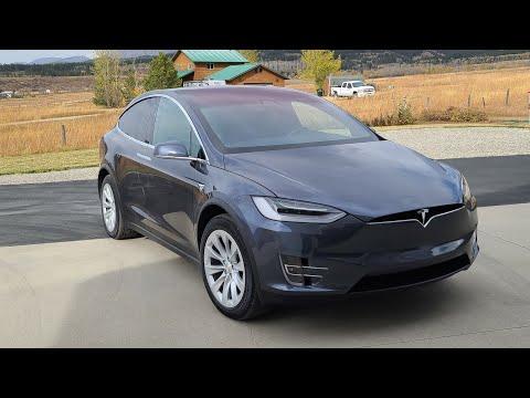 How do we like our 2021 Tesla Model X?