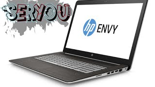 HP ENVY NOTEBOOK 17 UNBOXING