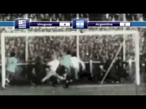 1930 World Cup Final - Uruguay Vs Argentina 4-2