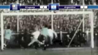 1930 World Cup Final - Uruguay Vs Argentina 4-2