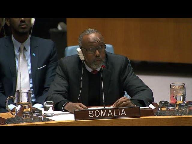 UN Security Council lifts sanctions against Eritrea (14 November 2018)