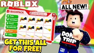 How to Get ALL of THIS FREE in Adopt Me! NEW Adopt Me Halloween Update 2019 (Roblox)