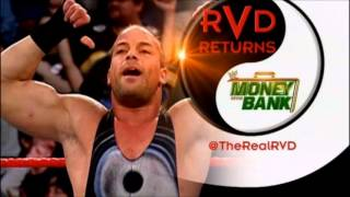 Rob Van Dam Theme Song 2013
