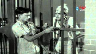 Telugu Movie Comedy Scenes - Sisindri Hilarious Comedy Scene - Raja Babu, Vanisree