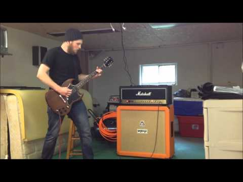 Acid King - Electric Machine (Guitar Cover)