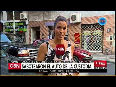 C5N - Policiales: Asesinaron a un subcomisario de la PFA en San Antonio de Padua (Parte 2)