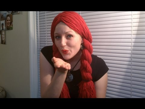 How To Make A Yarn Wig!