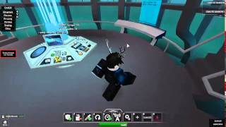ROBLOX: How to fly the 11th Doctors TARDIS