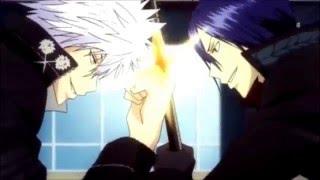 Обложка на видео о Kateikyoushi Hitman Reborn! - Короли ночной Вероны