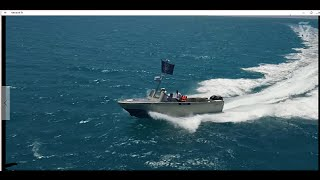 Breaking the Waves Technion Speed Boat