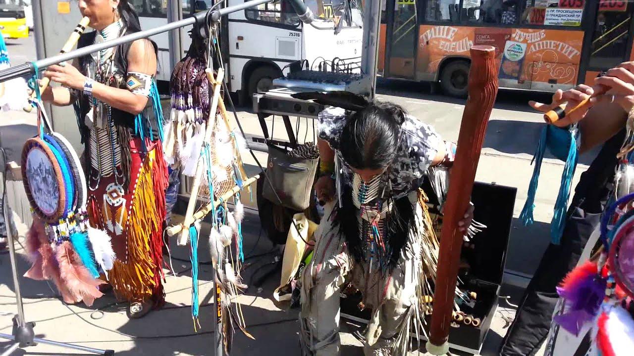 Мелодии американских индейцев фото 281-382