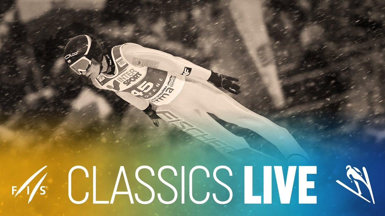#ClassicsLive | 2010/11 | Zakopane | Men's Large Hill #3 | FIS Ski Jumping