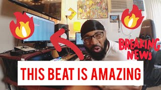 this beat is amazing!!! (making a boom bap hip hop beat)