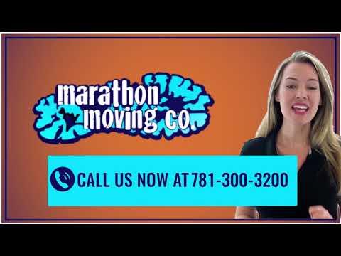 Movers Jamaica Plain (781) 300-3200 Contact Marathon Moving: The Best Jamaica Plain Moving Company