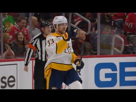 Viktor Arvidsson quickly restores lead on gorgeous breakaway move