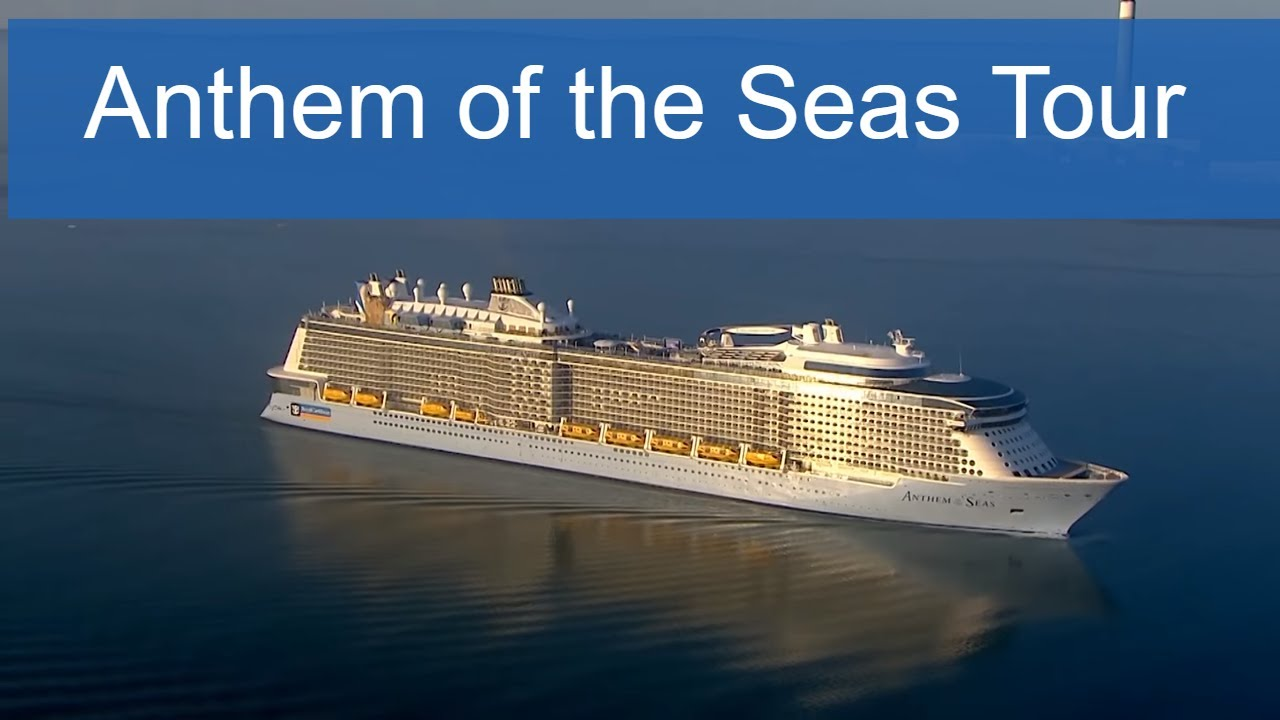 Anthem of the Seas Cruise Ship: Review, Photos & Departure