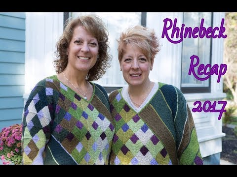 Skein 35: Rhinebeck and ALL the sweaters!