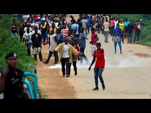 Africa's backlash at the xenophobic attacks in South Africa