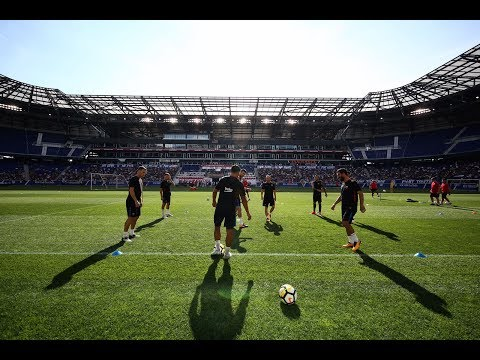 Open Training session | Red Bull Arena