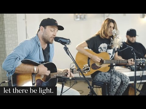 Let There Be Light // Hillsong Worship // New Song Cafe