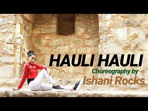 HAULI HAULI : De De Pyaar De | Ajay Devgn , Tabu, Rakul | Neha Kakkar , Garry Sandhu | Ishani Rocks
