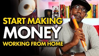 If you'r working from home, you can earn more money while at home instead of traditional work. right now be the opportunity to ...