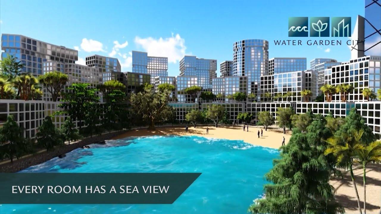 Hotel Investment Water Garden City Bahrain Youtube