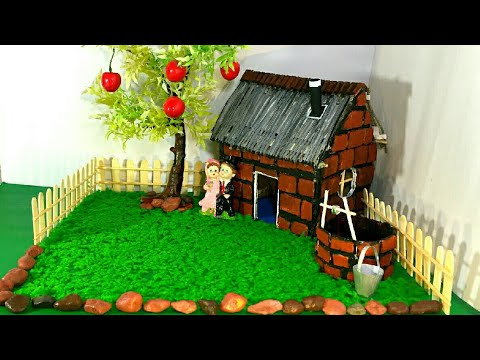 School Project Craft Craft Idea For Children Tutorial