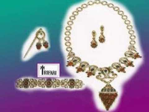 About Vintage Costume Jewelry Designers YouTube