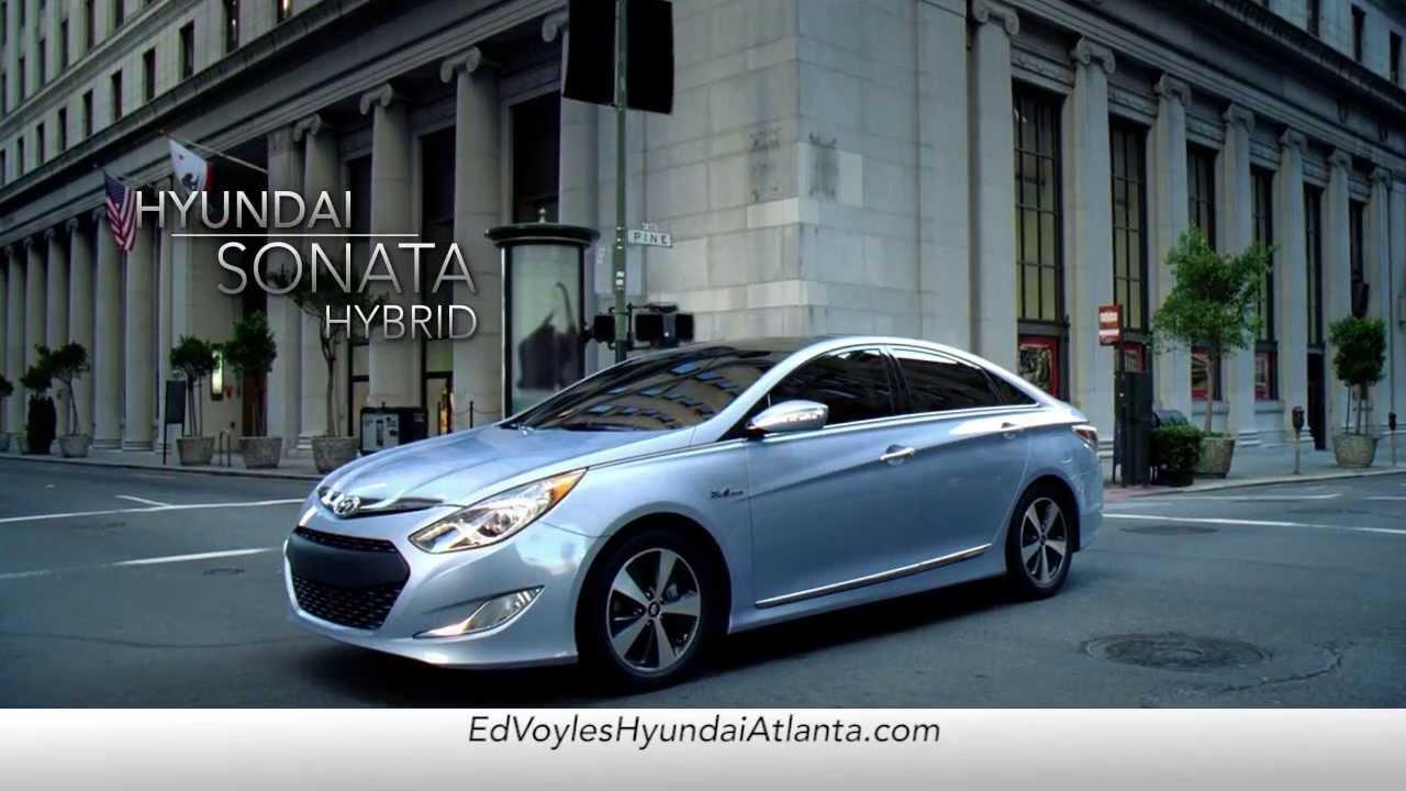 SM Sonata Hybrid Overview   Ed Voyles Hyundai   Smyrna Hyundai ...