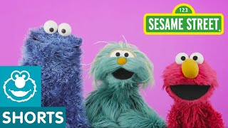 Sesame Street: Cantar (Sing) | Spanish Word of the Day #1