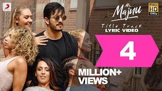 Telugutimes.net Mr. Majnu - Title Track Lyric Video