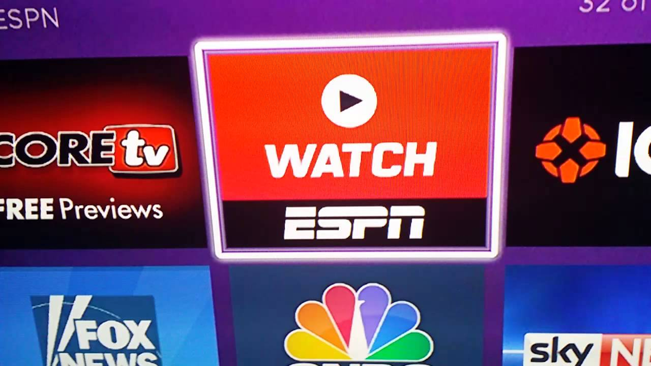 SLING TV WATCH ESPN APP ANDROID IOS ROKU PC MAC SPORTSCENTER 720p HD  2/18/2015