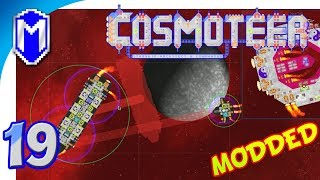 Cosmoteer - Fleet Combat, Send Out The Fighter - Let