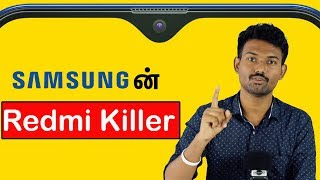 Samsungன் Redmi Killer | Samsung Galaxy M Series Complete Details in Tamil | Tech Boss