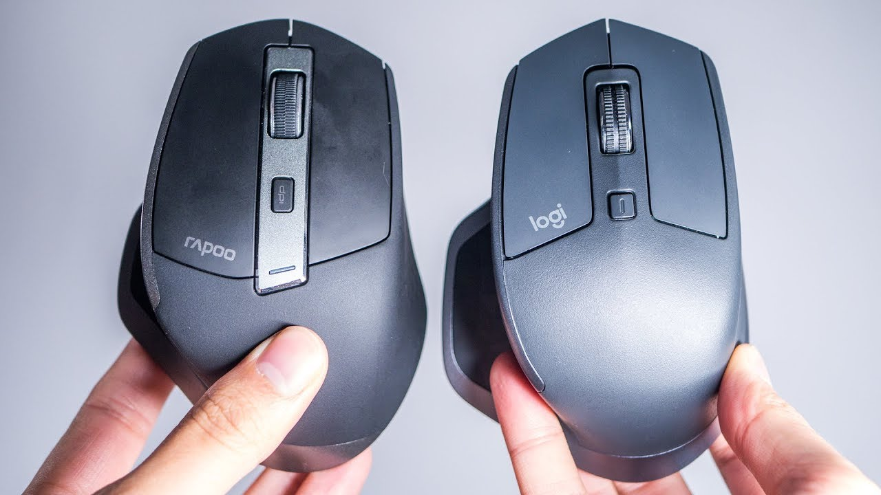 MX Master Under $45? ~ Rapoo MT750 Mouse Review