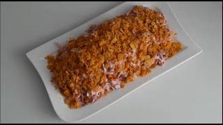 Doritoslu Tavuk Göhüslü Enfes Salata 😋