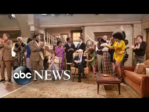 Behind the scenes of Jimmy Kimmel&39;s 1970s remakes