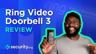 Ring Video Doorbell 3 Review!