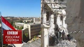 Алеппо  один город   две реальности
