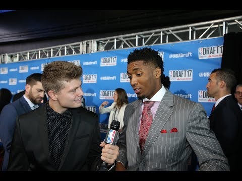 NBA 360: 2017 NBA Draft Class Shows Their Style on the Red Carpet
