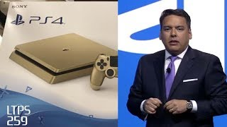 Gold PS4 Coming. Sony America CEO reflects on PSN Hack 2011. PS3 Production Ending. - [LTPS #259]
