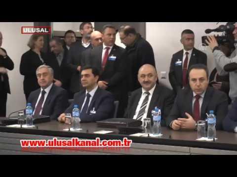 Rum Meclisi'nin ENOSİS'i kutlama...