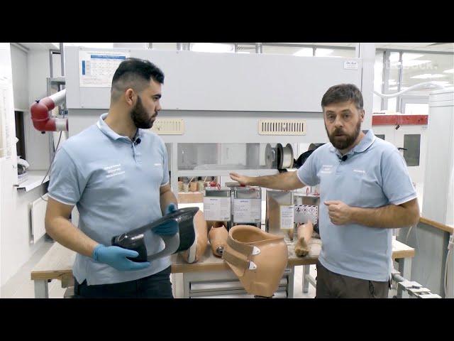 Смолы и материалы в протезно-ортопедической практике. Обзор продукции для специалистов