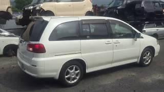 Видео-тест автомобиля Nissan Liberty (PM12-176787, Sr20de, 1998г)