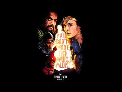 Preparing for JUSTICE LEAGUE - Characters, Questions - JLU Podcast